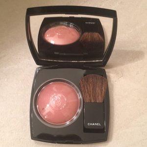 Chanel rose bronze blush